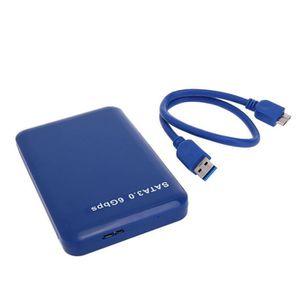BOITIER POUR COMPOSANT Boîtier externe pour disque dur SATA USB 3.0 de 2,