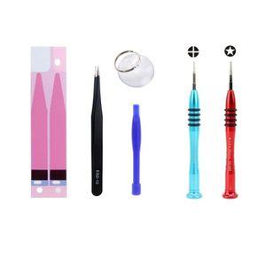 PIÈCE OUTIL A MAIN Kit D'outil Pour Iphone Se & 5s & 5c & 5 6 En 1 Ba
