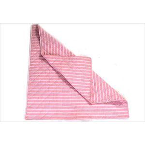 TAPIS DE JEU Petit tapis de sol tipi rose