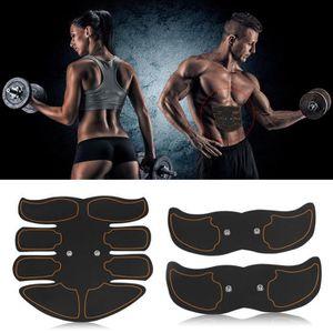 APPAREIL ÉLECTROSTIM Électrique Fitness bras abdominal muscle stimulate