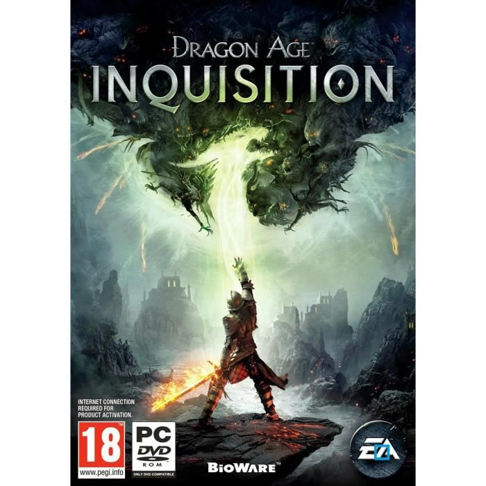 JEU PC Dragon Age: Inquisition Jeu PC