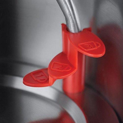 Russell Hobbs Bouilloire Compacte 1L Colours 2200W Ebullition Rapide, Niveau Eau Visible, Marquage 1 - title:Default title