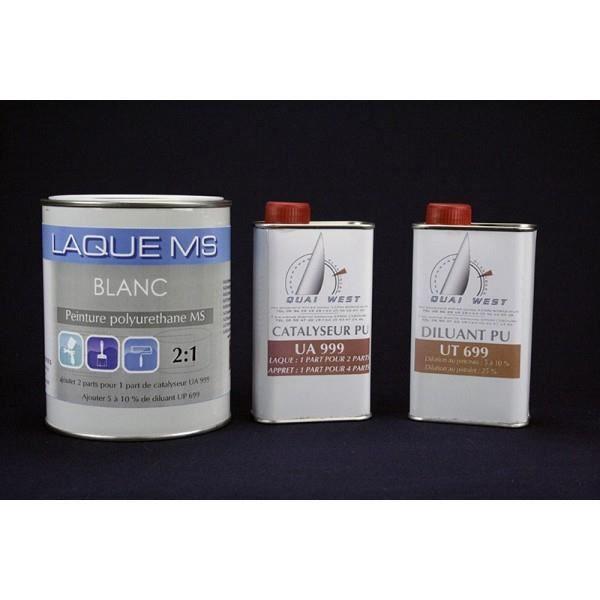 Kit 1L brillant direct blanc