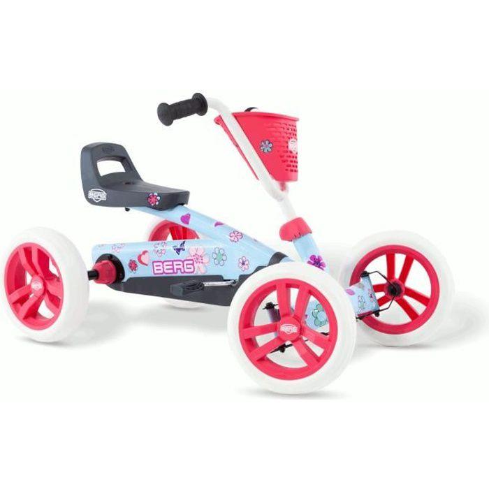 BERG Kart à pédales Buzzy Bloom