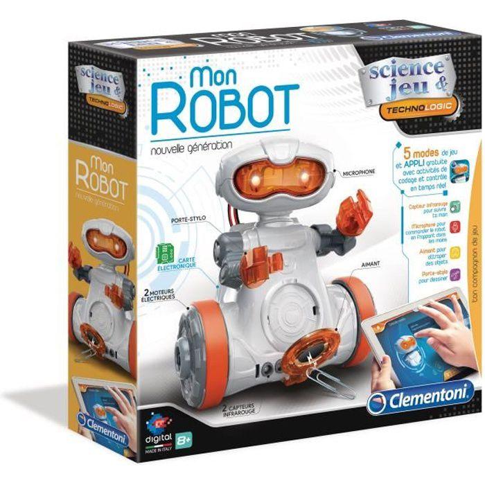 CLEMENTONI - Mon Robot nouvelle génération