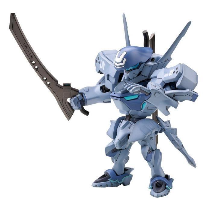 Shiranui Storm et grève Vanguard Version Kit -Muv-Luv Alternative- D-Style Plastic Model