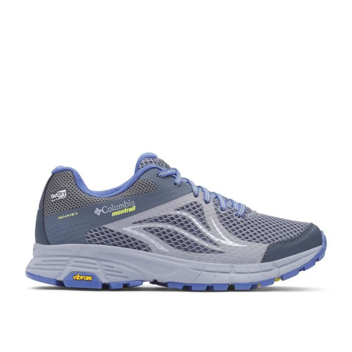 Chaussures de trail femme Columbia Mojave Trail II Outdry