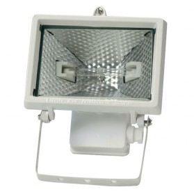 Projecteur halogène - 120 W - blanc