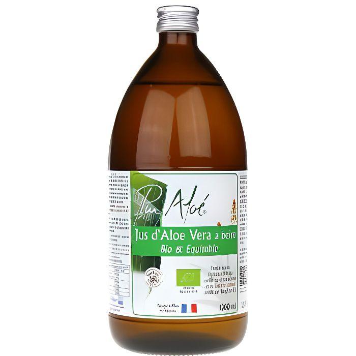 Jus d'Aloe Vera à Boire Bio 1000 ml
