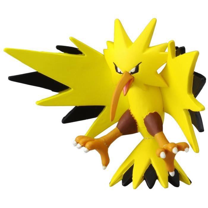 Takaratomy officiel Pokémon X et Y Mc-051 5,1 cm Zapdos Action Figure