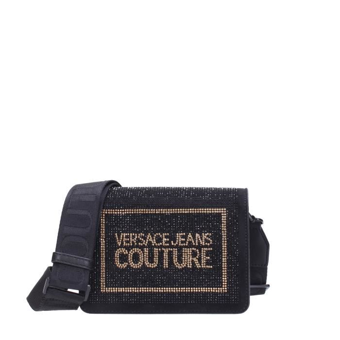 Versace jeans couture - Tracolla nero E1VVBBY171422899