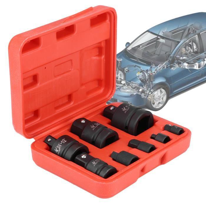 1//4 3//8 1//2 Drive Socket Adaptateur convertisseur réducteur clé à douille adaptateur toolsts