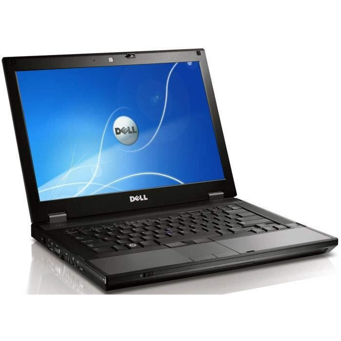 portable dell latitude e5410 core i5 2 4ghz prix pas cher cdiscount. Black Bedroom Furniture Sets. Home Design Ideas