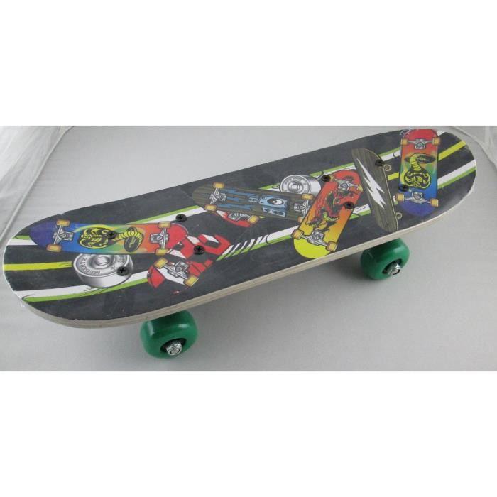 Paw Patrol 17 Pouces Bois Double Design Mini cruiser Skateboard