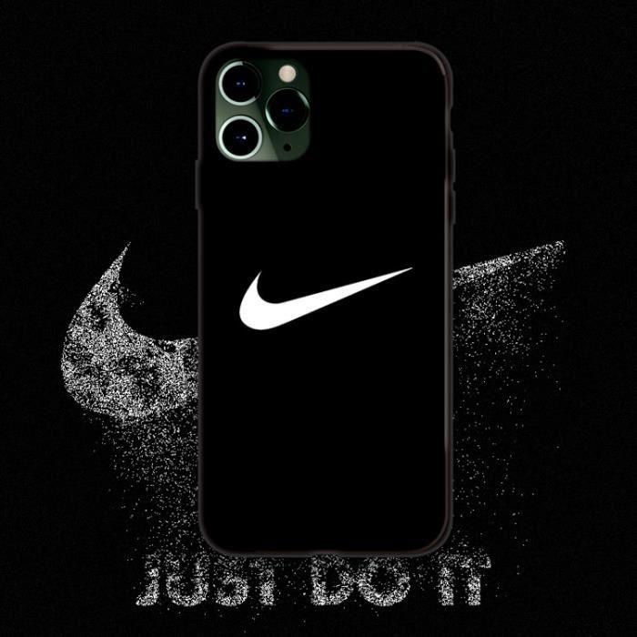 Coque iPhone 6 Plus-6S Plus,NIKE Motif Noir 2 Antichoc Premium ...