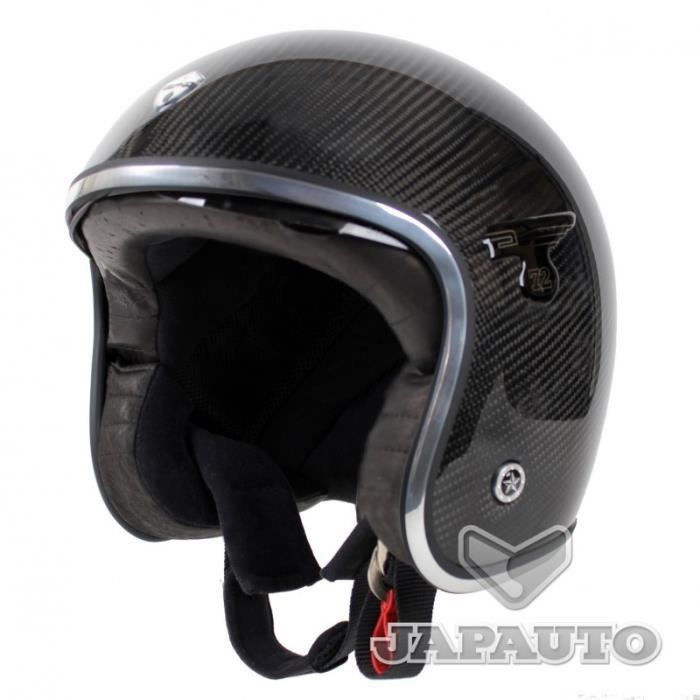 casque jet gpa carbon solar carbone achat vente casque moto scooter casque jet gpa carbon. Black Bedroom Furniture Sets. Home Design Ideas
