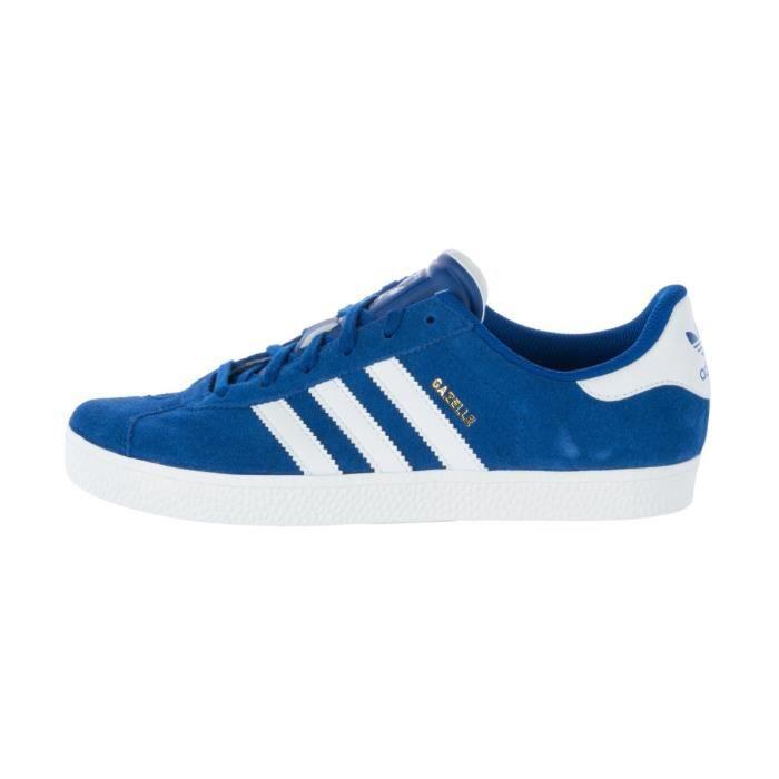 adidas gazelle bleu junior