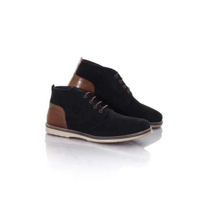 Chaussures cognac marine Balmon Boots bottes Redskins Pnk0wO8