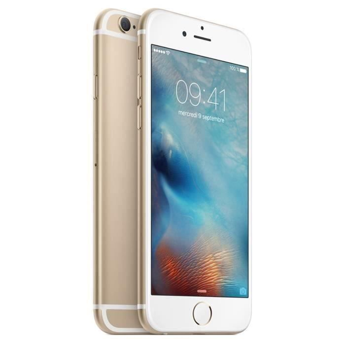 SMARTPHONE APPLE iPhone 6s Gold 32 Go