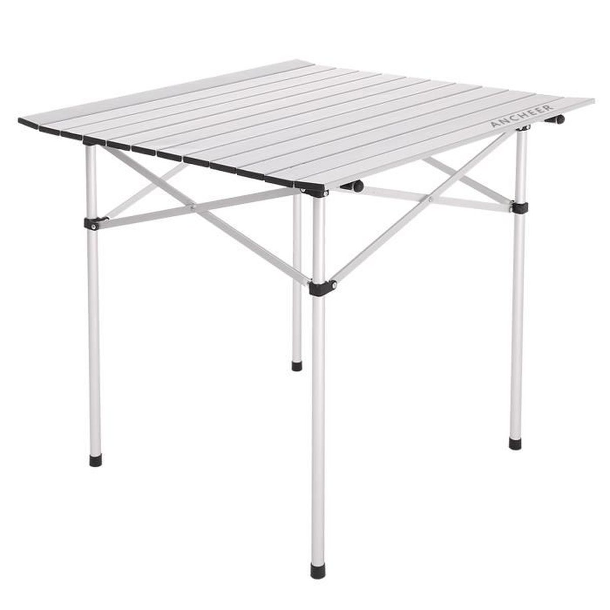 Table de jardin table de pique nique portable aluminium - Table pique nique pliante ...