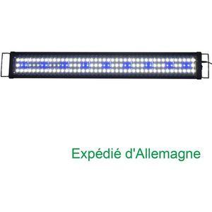 ÉCLAIRAGE Aquarien Eco Rampe LED Aquarium 90CM Lampe Blanc-B
