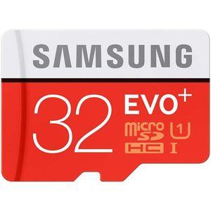 CARTE MÉMOIRE Cartes Micro SD EVO Plus 32 Go