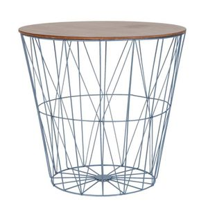 Table d 39 appoint ronde achat vente table d 39 appoint - Table d appoint metal ...