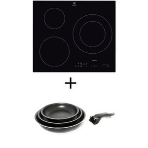 PLAQUE INDUCTION Pack cuisson ELECTROLUX E6113HIK Table de cuisson