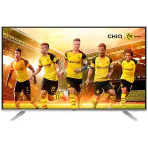 Téléviseur LCD SMART TV 50''LED, CHiQ U50G5SF, UHD ,4k , HDR10, W