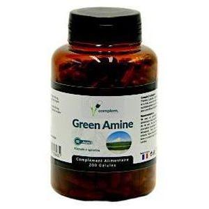 STRESS - SOMMEIL COMPLEM - GREEN AMINE - Renforce les métabolisme e