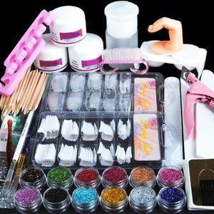 COFFRET DE MANUCURE Coscelia Kit Manucure Ongles Poudre Acrylique Nail