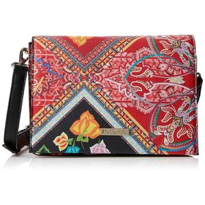 SAC À MAIN Desigual Bag Folklore Cards Imperia Women, Sacs ba