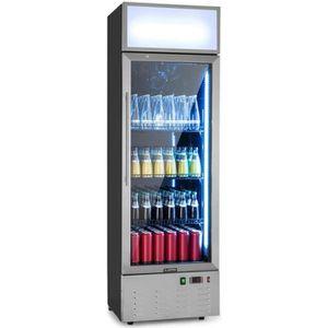 RÉFRIGÉRATEUR CLASSIQUE Klarstein Berghain Pro Réfrigérateur à boissons 18