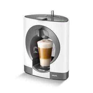 MACHINE À CAFÉ Krups KP1101, Autonome, Cafetière à dosette, 0,6 L