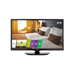 Téléviseur LED TV 28' HD LG 28LV761H Mode Hôtel 1366x768-300cd-m2