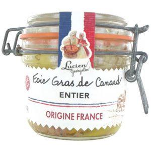FOIE GRAS LUCIEN GEORGELIN Foie gras de canard entier - 180