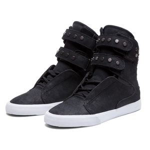 SOCIETY Shoes W WMNS SUPRA BLACK qww86f