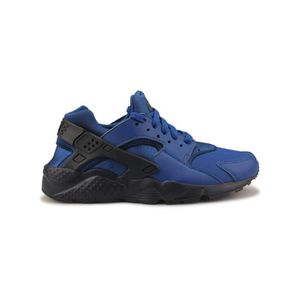 BASKET Basket Nike Huarache Run Junior Bleu 654275-412