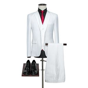 costume homme mariage blanc achat vente pas cher. Black Bedroom Furniture Sets. Home Design Ideas