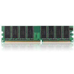 MÉMOIRE RAM 1 Go GB DDR PC2700 333MHz 184 PIN Non- ECC Desktop