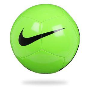 BALLON DE FOOTBALL NIKE Ballon Football PITCH TEAM - Vert - Taille un
