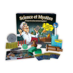EXPÉRIENCE SCIENTIFIQUE Oid magic - SCI - Science et mystère