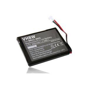 BATTERIE DE CONSOLE Batterie Li-Ion 600mAh pour manette sans fil SONY