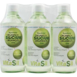 SOIN ARTICULATIONS silicium organique ortie 3x500ml Vitasil