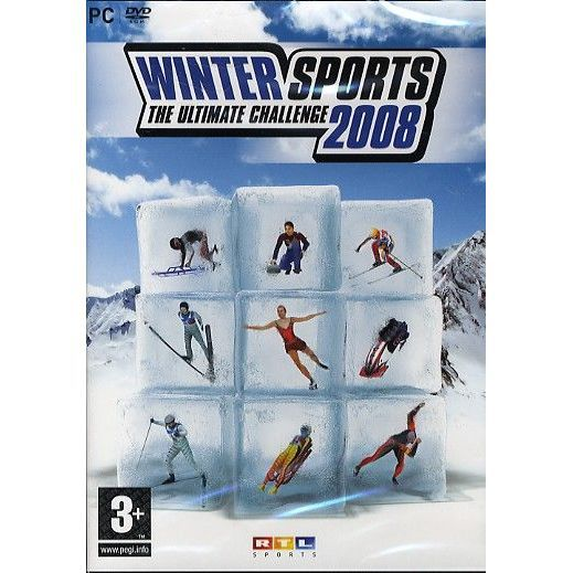 JEU PC WINTER SPORTS 2008 / JEU PC DVD-ROM