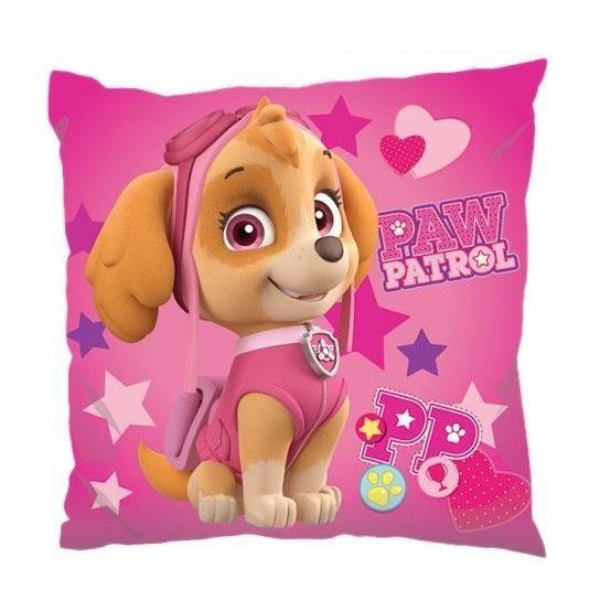 Stella Pat Patrouille Paw Patrol polyester qualit/é velours 3 Dimensions Coussin fantaisie Enfant