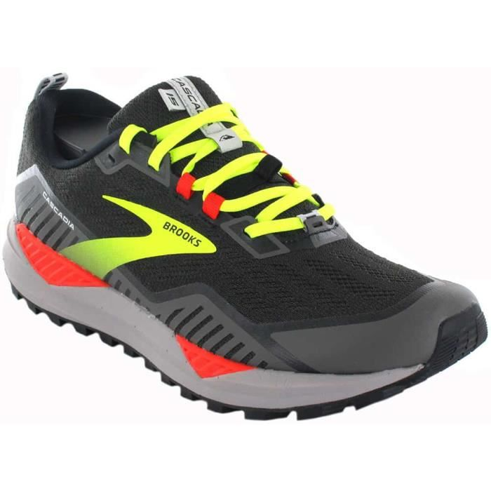 Brooks Cascadia 15 Gris