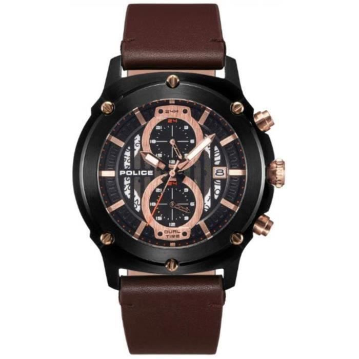 Montre homme POLICE WATCHES URBAN R1451324001. Spo