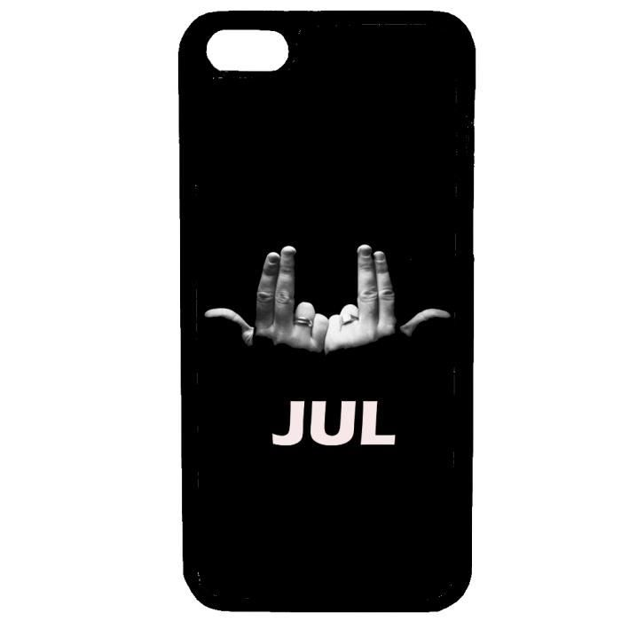 Etui housse coque antichoc jul chanteur rap iphone 5 5s for Housse iphone 5 c