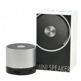 mini enceinte bluetooth grise enceinte portabl. Black Bedroom Furniture Sets. Home Design Ideas